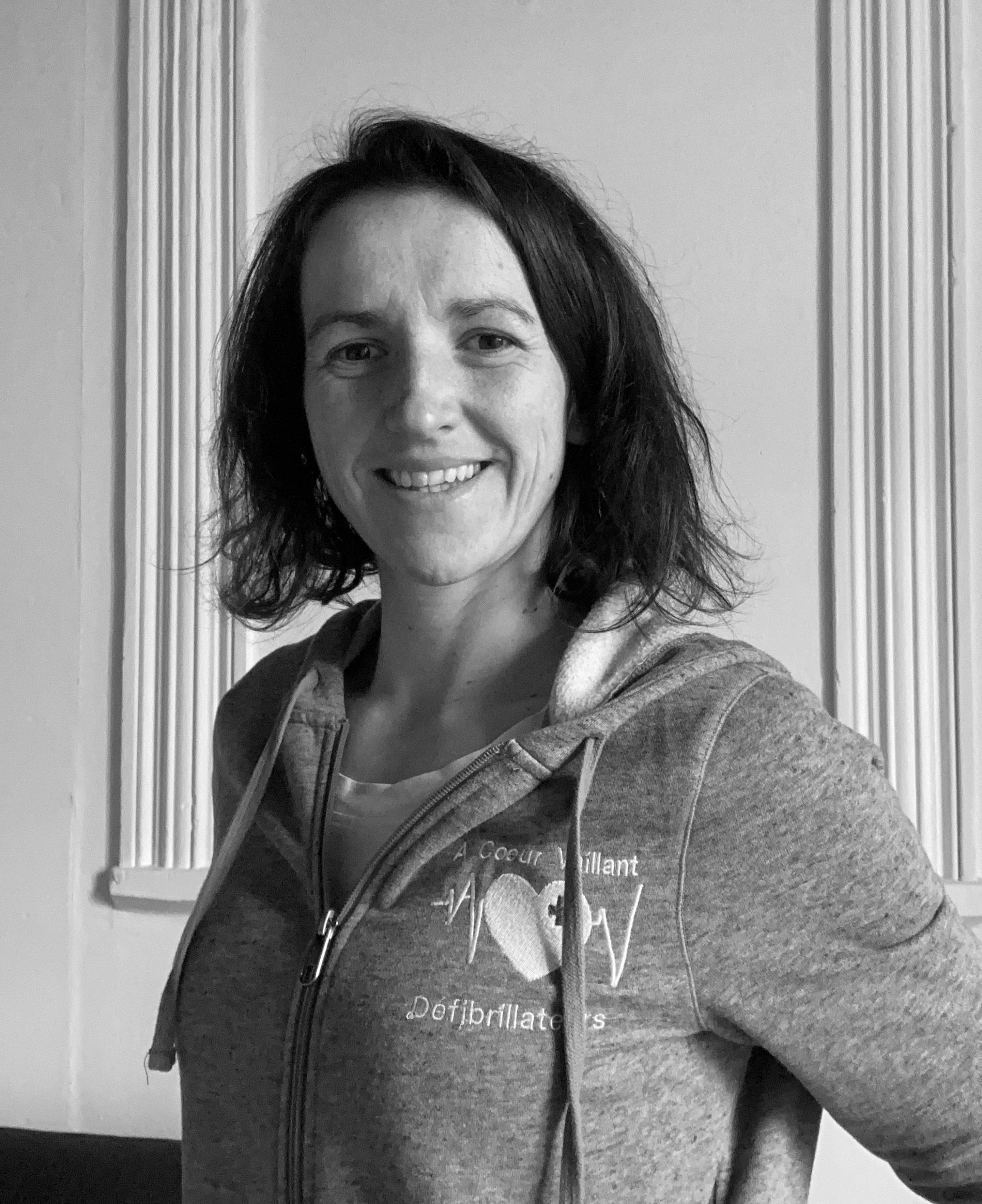 Cindy Vogt A Coeur Vaillant Défibrillateurs